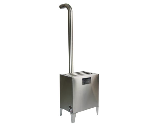 Generador de calor a gas PARA SAUNA  DE 40,000-65,000BTU