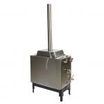 Generador de vapor a gas PARA SAUNA TIPO CALDERA DE 140,000-200,000 BTU con disipación radiador