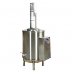 Generador de vapor a gas PARA TURCO DE 80,000-130,000BTU