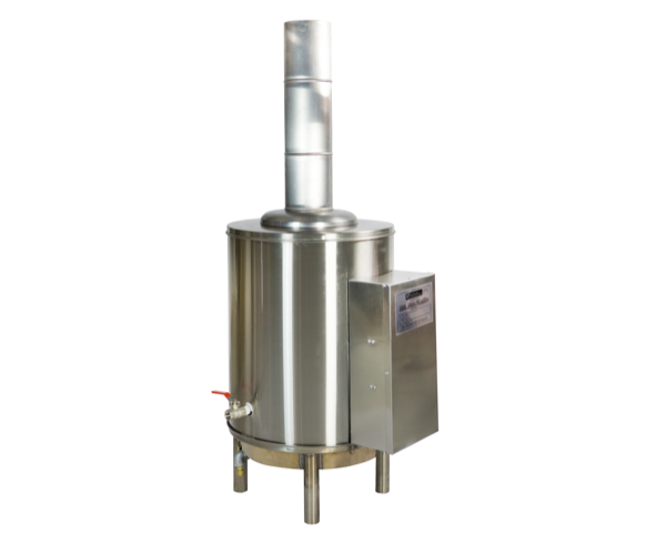 Generador de calor a gas PARA SAUNA DE 80,000-130,000BTU con disipación radiador