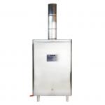 Generador de vapor a gas PARA TURCO TIPO MURAL DE 40,000-65,000BTU