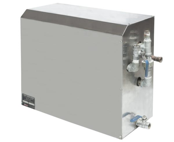 Generador de vapor ELECTRICO PARA TURCO  DESDE 10 KW